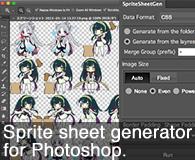 Sprite Sheet Gen