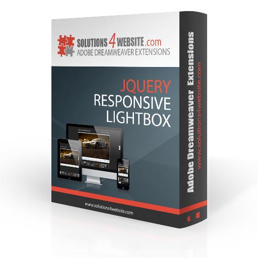jQuery Responsive Lightbox