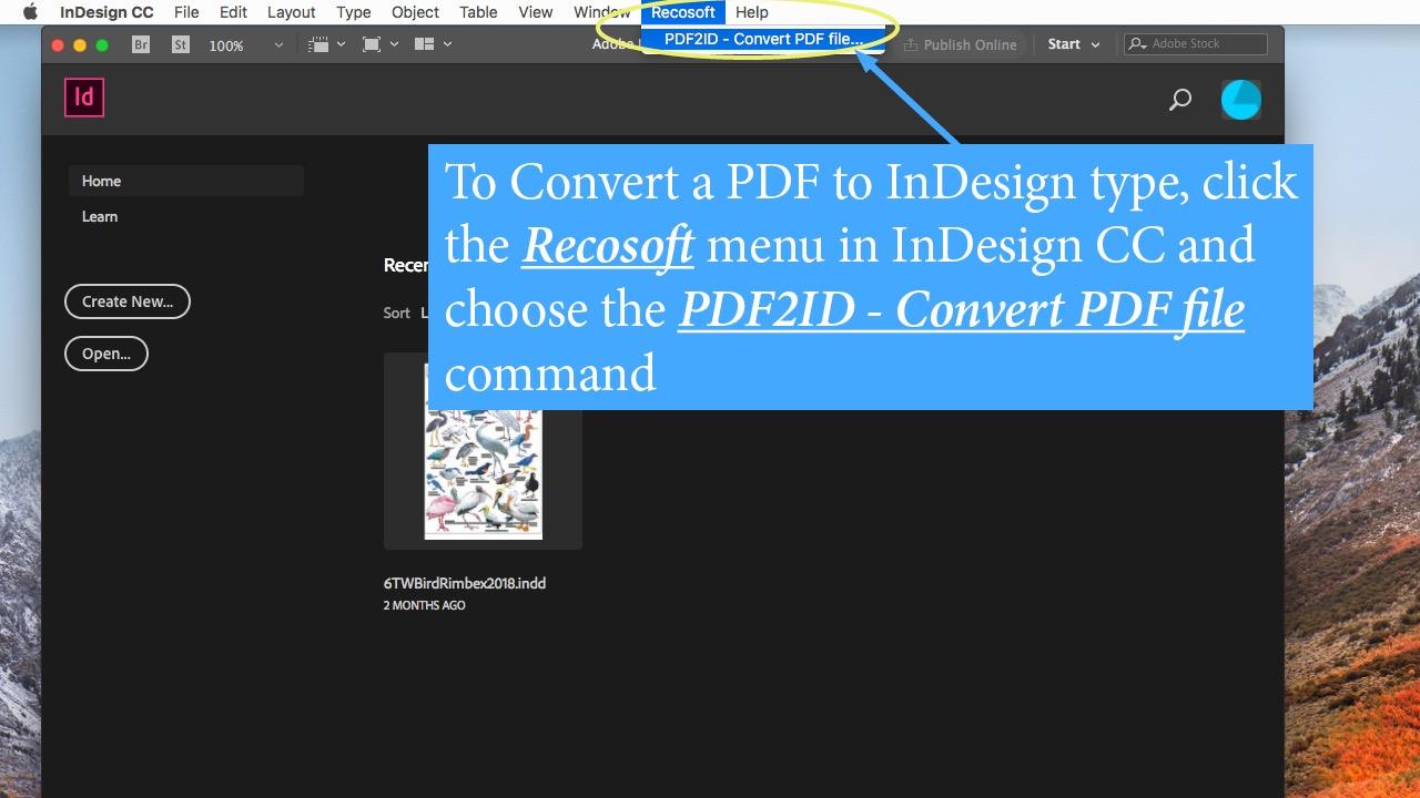 PDF2ID for Mac (Lite)