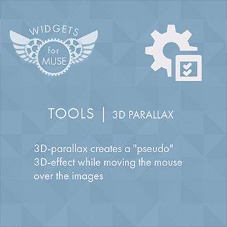 Tools 3D parallax