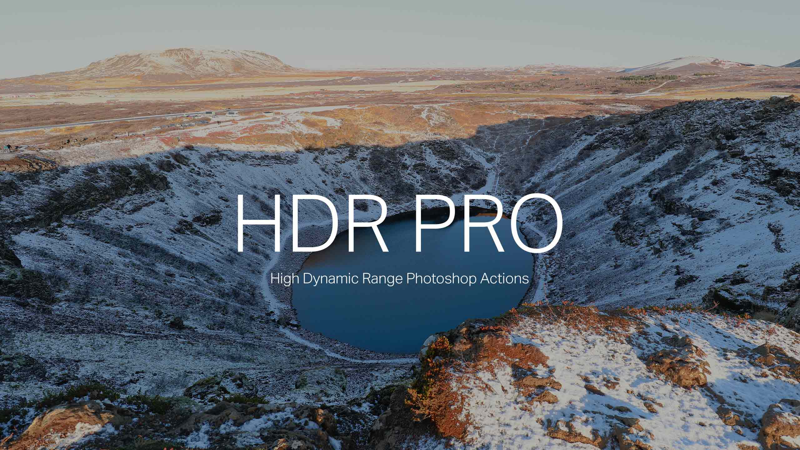 33 Tone Mapping & DRI Actions