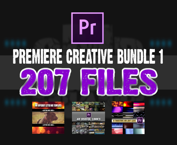 Premiere creative bundle 1 207 files spiritdancerdesigns Choice Image