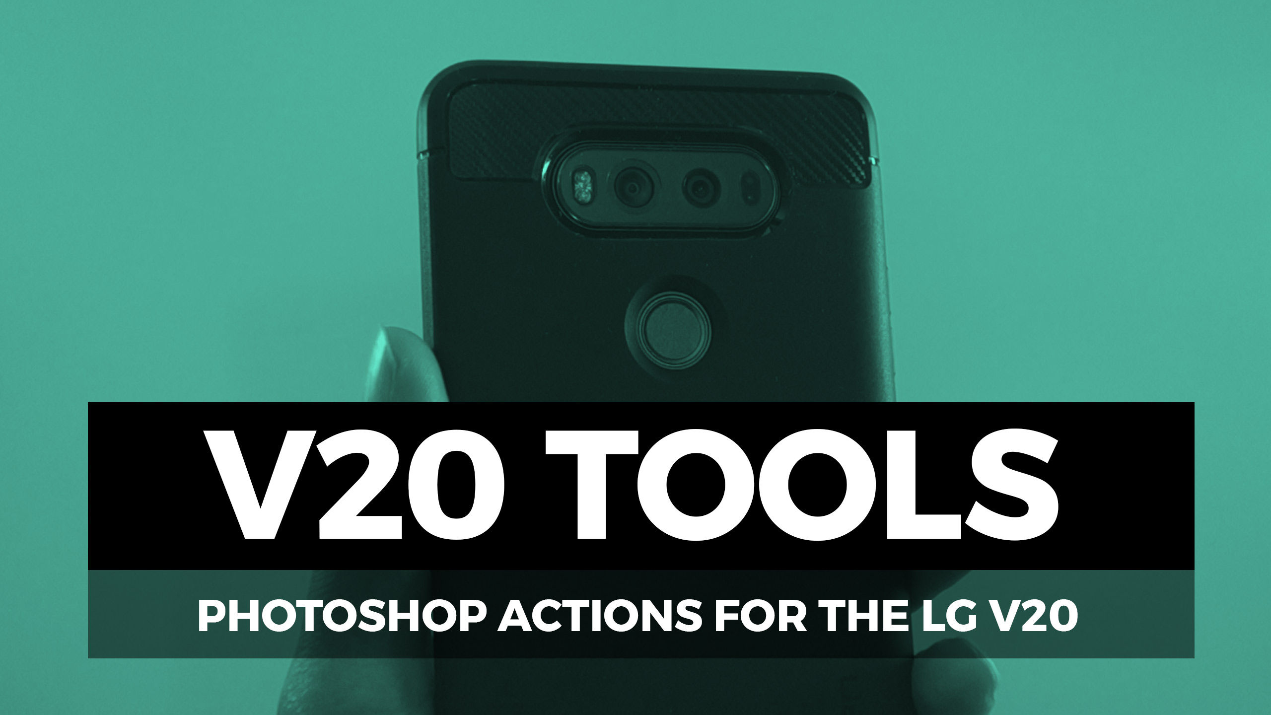 LG V20 Tools
