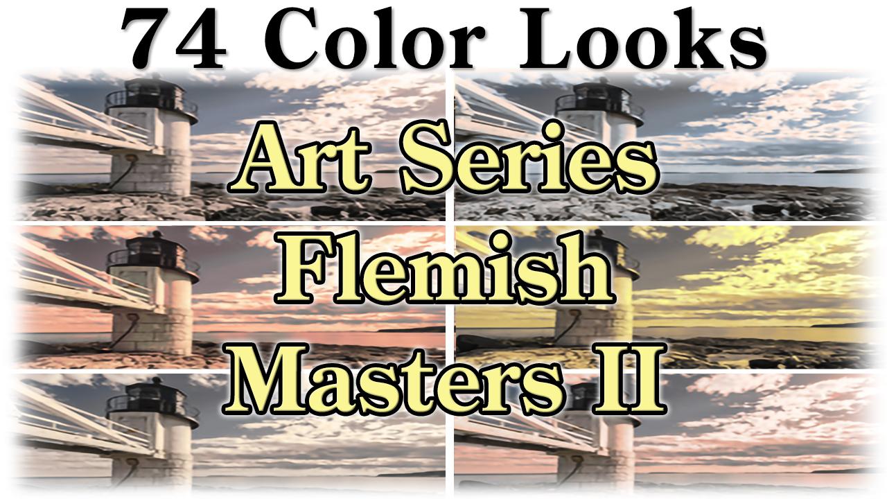 Color Looks Art Series: Flemish Masters II