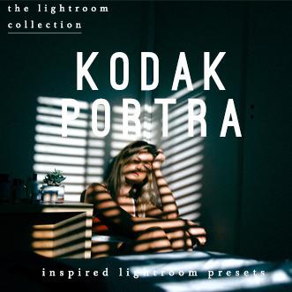 Kodak Portra Film Lightroom Presets