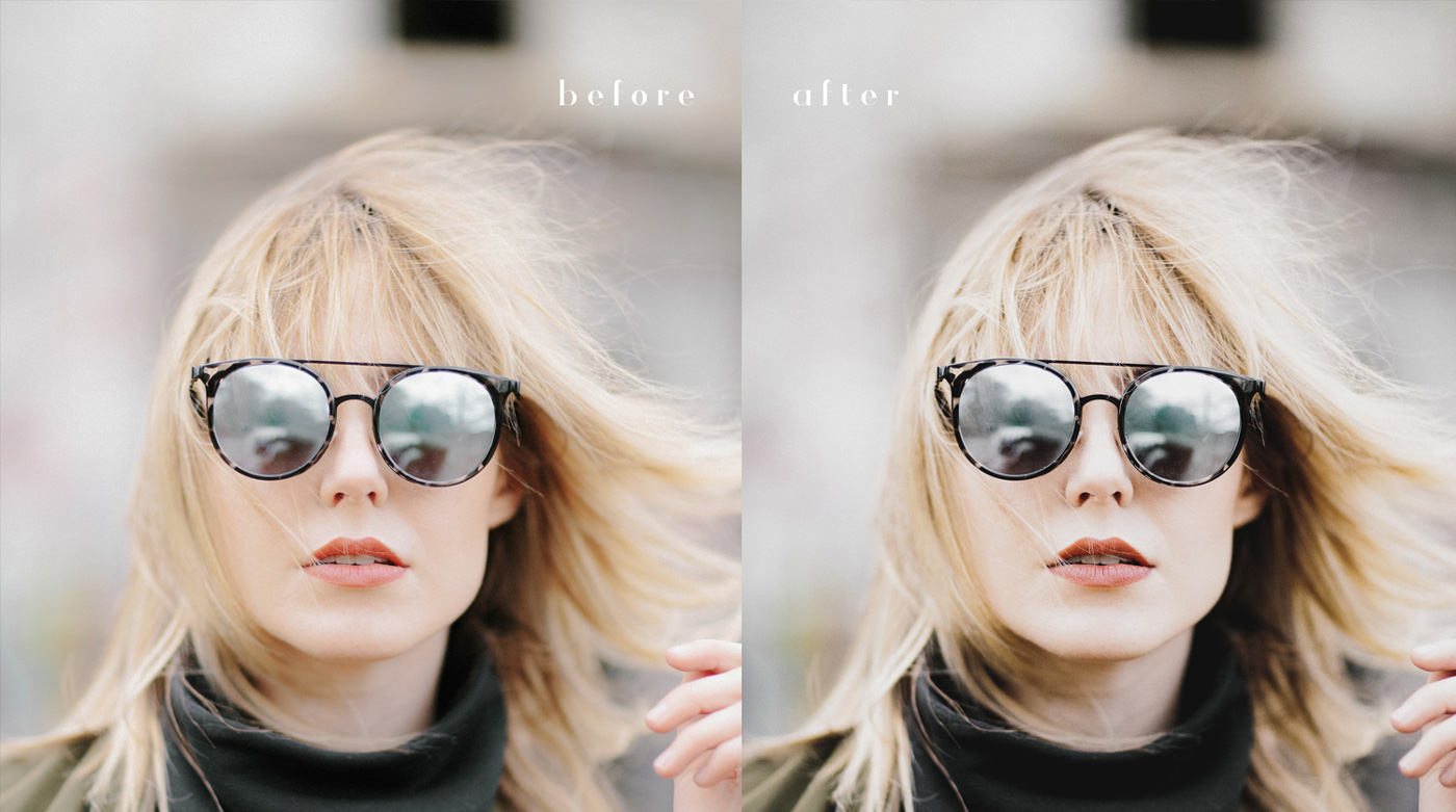 40 Fine Art Presets For Lightroom