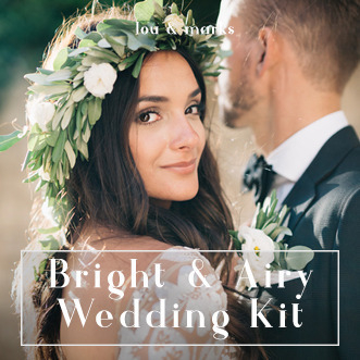 4cee9518e16c Bright and Airy Wedding Actions And ACRs For Photoshop