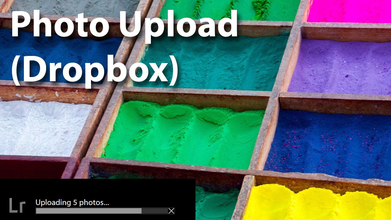 Photo Upload Dropbox