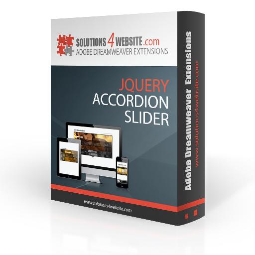 jQuery Accordion Slider