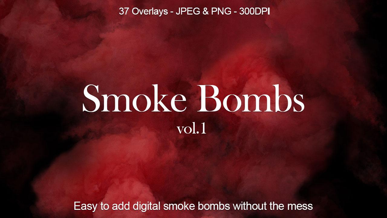 Smoke Bomb Overlays