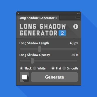 Long Shadow Generator 2
