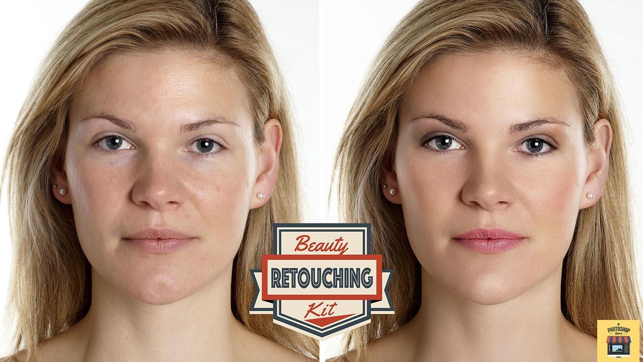 Beauty Retouch Kit Pro
