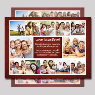 collage templates for indesign