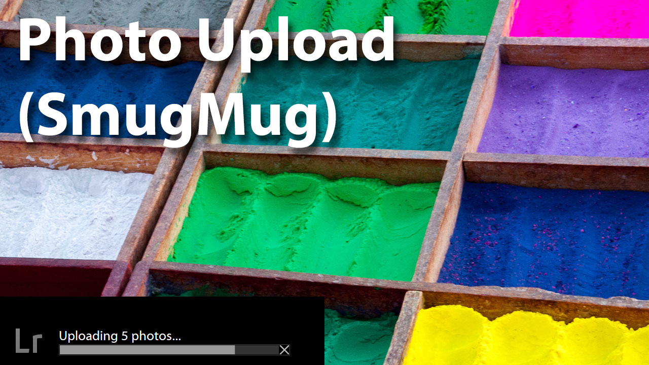 Photo Upload SmugMug