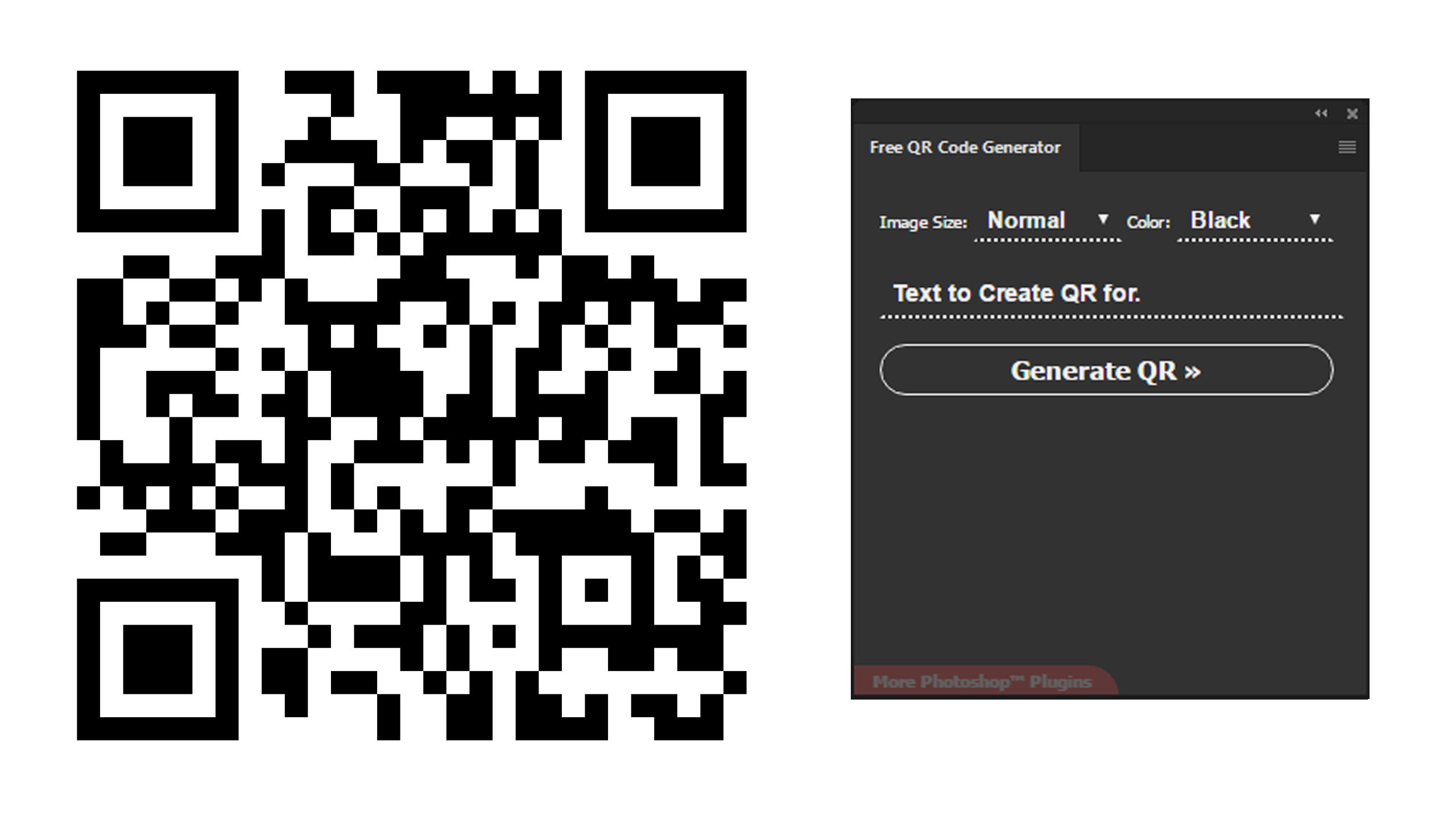 qr code generator free for excel