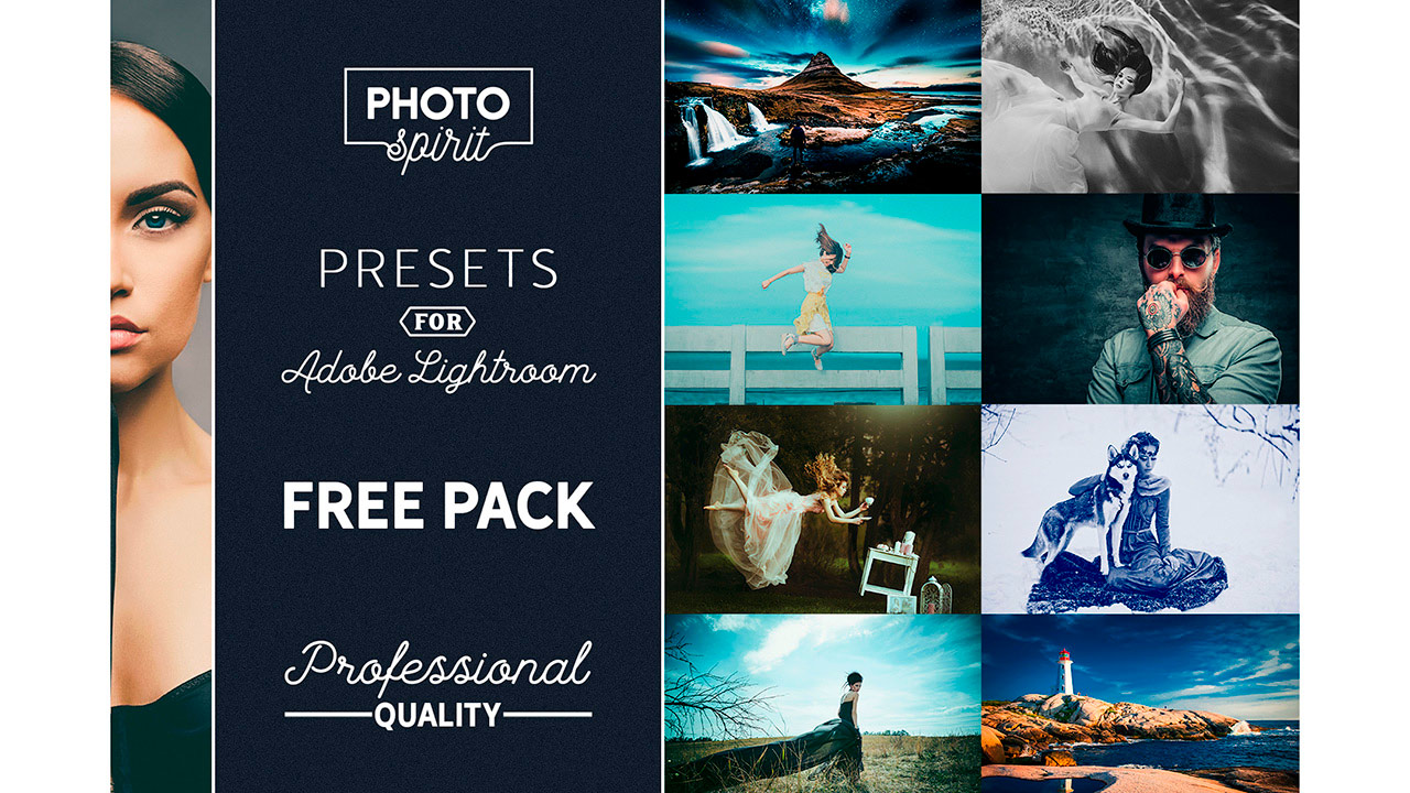 Free Presets DNG Mobile + Desktop + Camera RAW